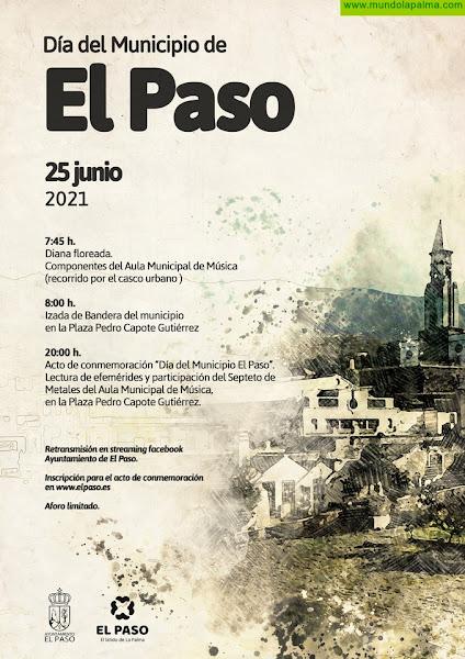 El Paso celebra el día del Municipio 184 aniversario de la segregación de Los Llanos de Aridane