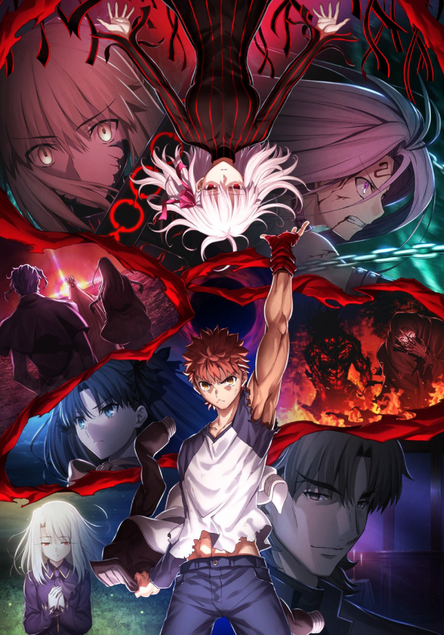 Fate/stay night: Heaven's Feel III. spring song estrena póster y teaser