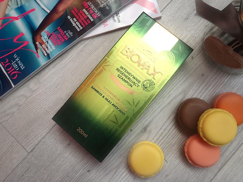 szampon bambusowy, olej avocado, szampon awokado