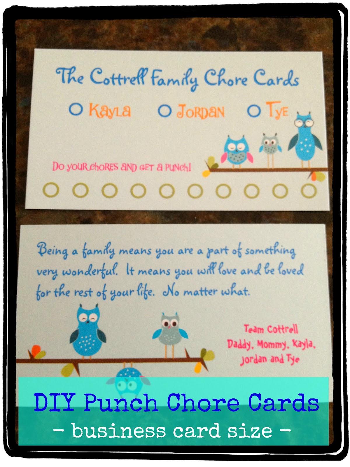 Diy Fancy C Card Using Business Cards