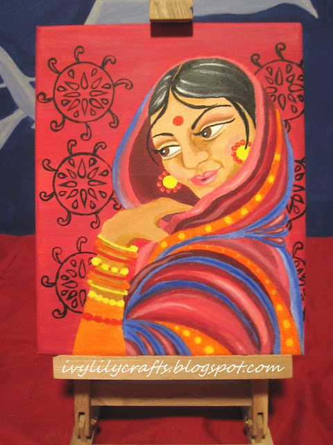 indian hindu painting