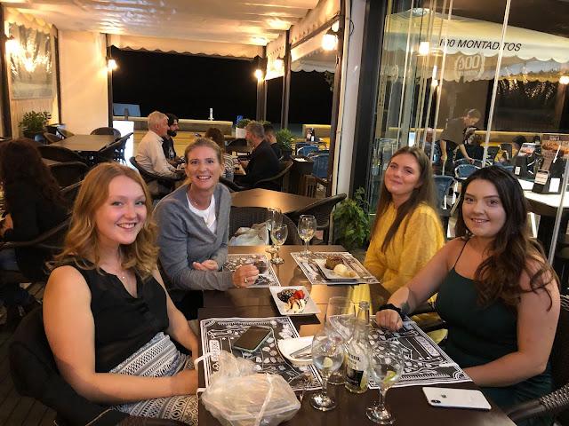 Tusen takk til Ingrid, Maiken, Renate og Solveig