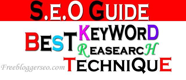 Keyword Research, Best Ways, Best Tools, Free Keyword Research Tools, Keyword Research Kaise Kare 2020,