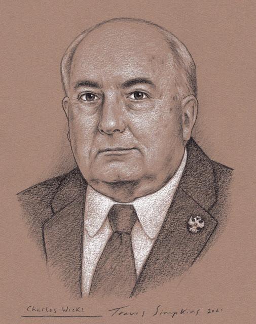 Charles Wicks, 33°. Supreme Council. Scottish Rite, NMJ. by Travis Simpkins