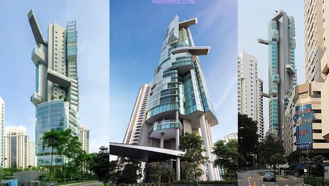 Sculptura Ardmore - Chung cư thiết kế độc đáo nhất Singapore