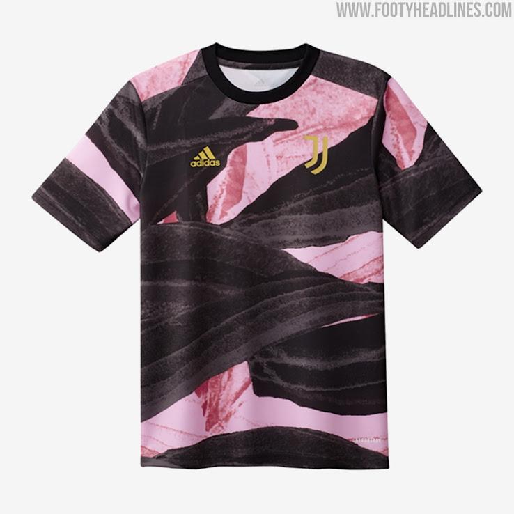 11+ Juventus Jersey 2021 Pink