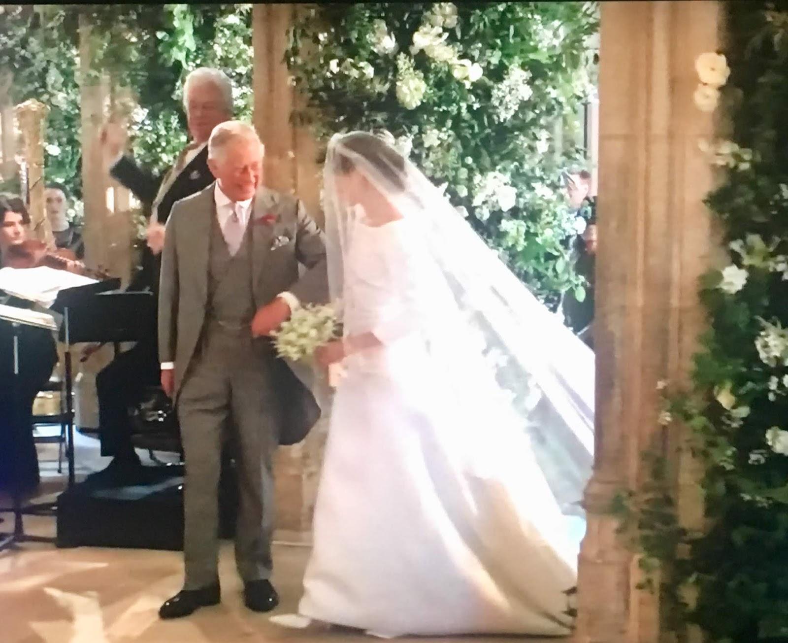Bride Pulls Up Dress