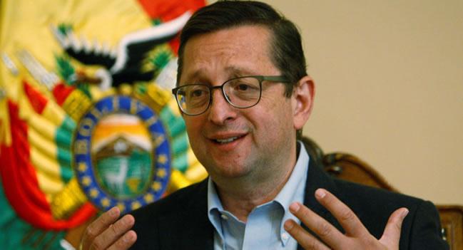 Ortiz: candidatura de Áñez es la única que tiene respaldo de las tres regiones del país