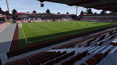 PES 2021 Vitality Stadium