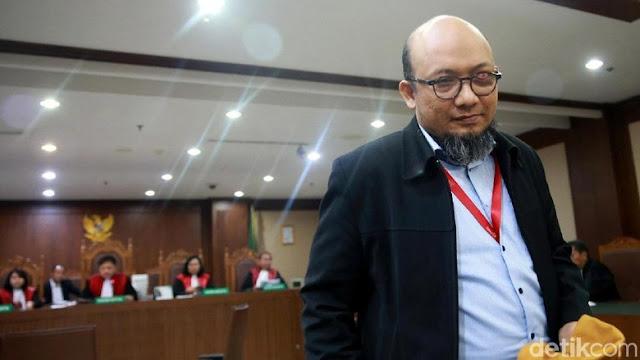 Bantah Anies Berkasus, Novel Singgung Jokowi Diadukan ke KPK soal TransJakarta