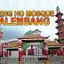 Cheng Ho Mosque in Palembang