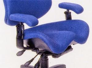 Ergonomic Tractor Seat