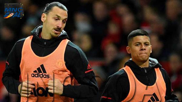 Zlatan Ibrahimovic : Masalah di Manchester United