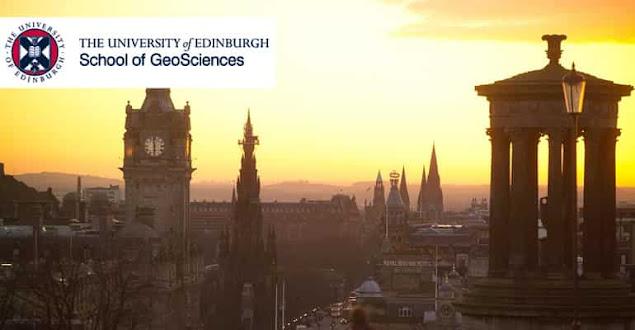 منح دراسية مقدمة من جامعة إدنبرة لدراسة الماجستير في المملكة المتحدة 2021