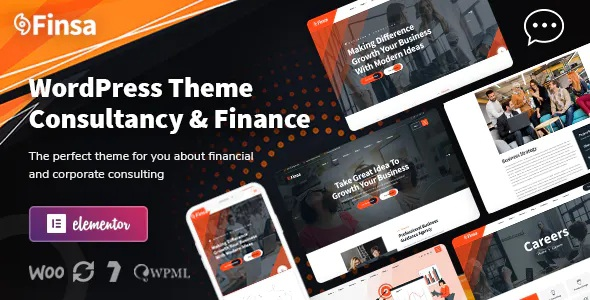 Best Consulting and Agency WordPress Theme