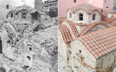 Μουσικές βραδιές στο Βυζαντινό λουτρό στη Θεσσαλονίκη