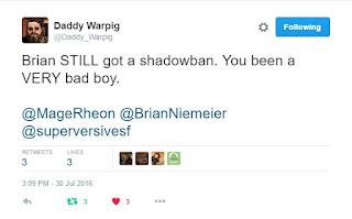 Daddy Warpig tweet 2