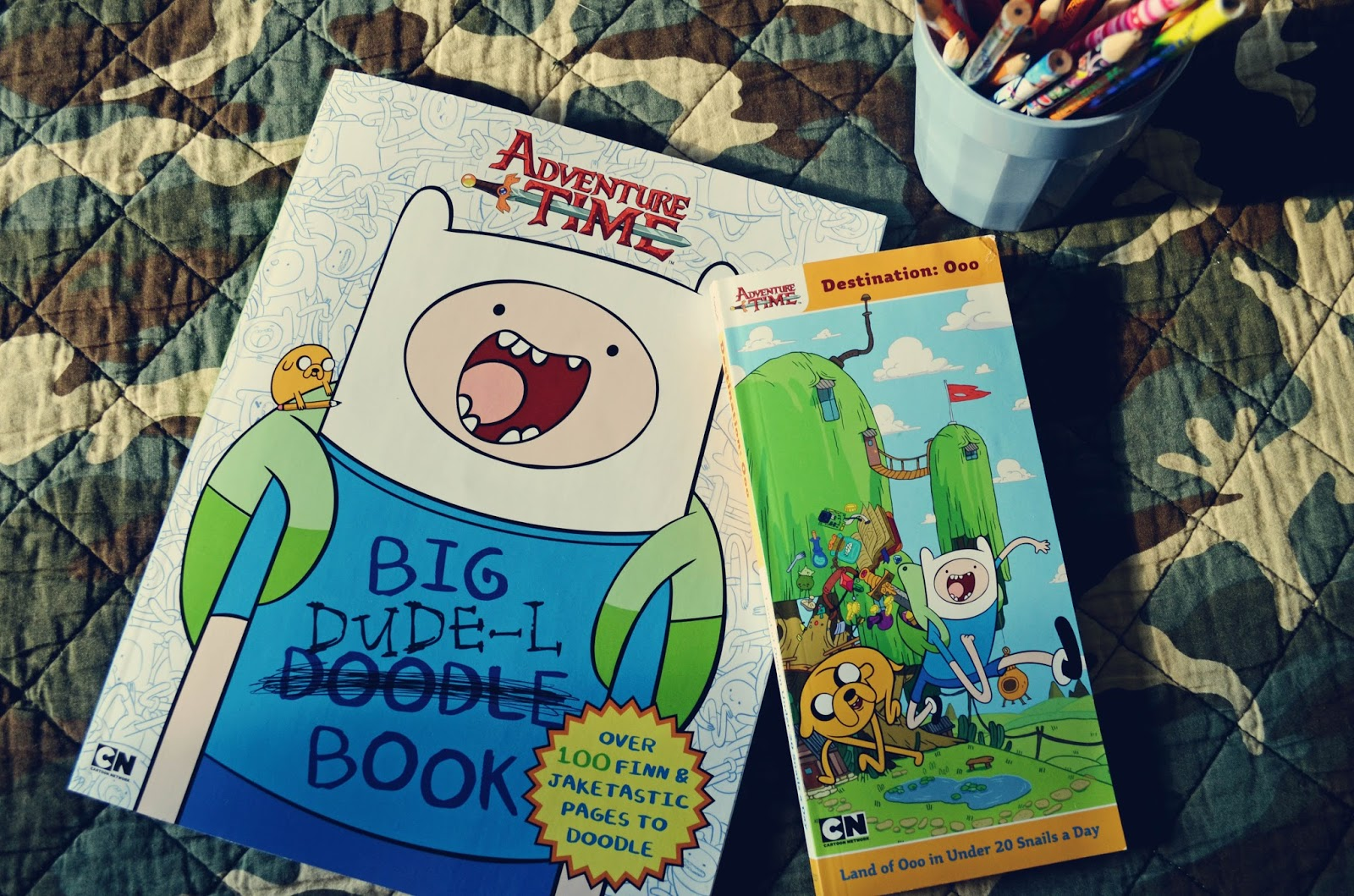 Woman in Real Life: Adventure Time (Book Review)