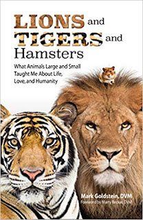Lions and Tigers and Hamsters book cover. Summer Reading 2019