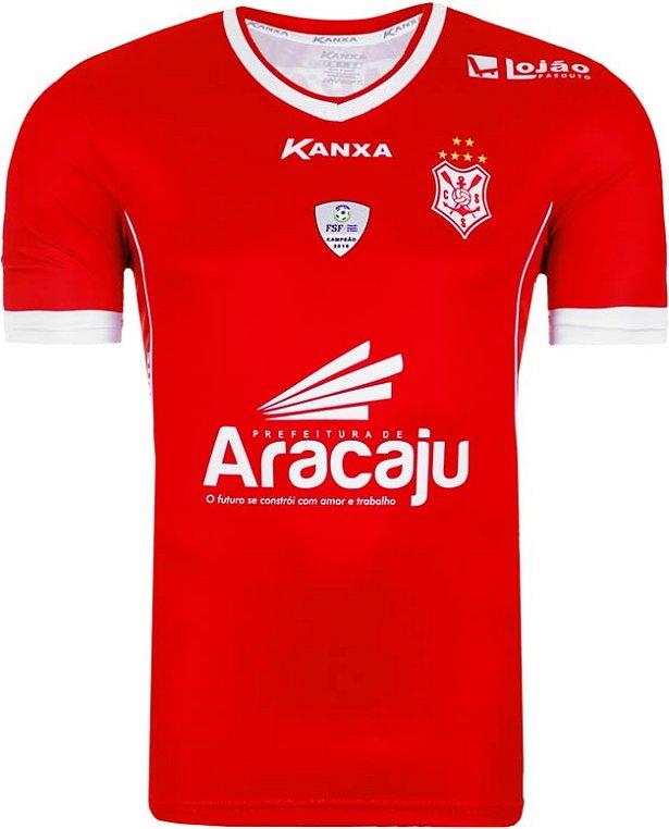 036b50764a Kanxa divulga as novas camisas do Sergipe - Testando Novo Site