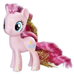 My Little Pony Mare-Y-Go-Round Pinkie Pie Brushable Pony