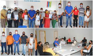 Unidade Regional de Educação (URE/Chapadinha), realiza encontro com Dirigentes Municipais de Educação de  Água Doce, Araioses, Paulino Neves, Magalhães de Almeida, Santana, São Bernardo e Tutóia