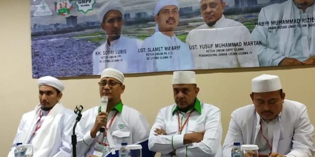 PDIP Perkarakan Pembakaran Bendera, Korlap Aksi 212: 'Lo Jual Gw Borong!'