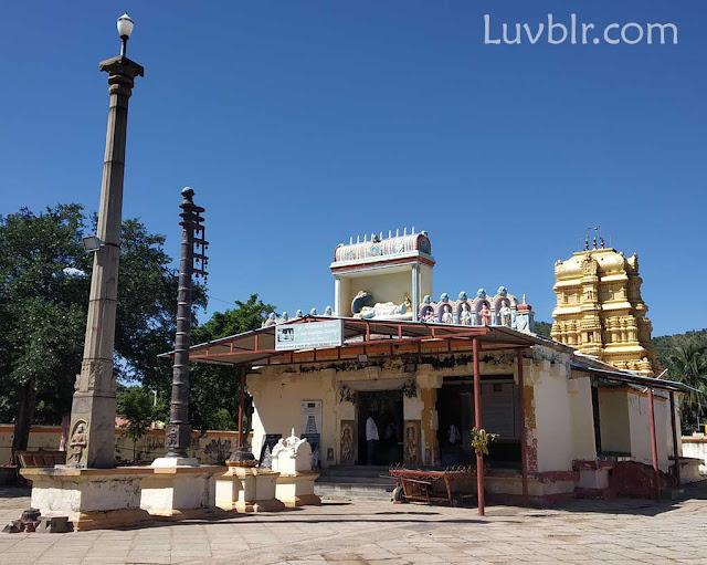 Sri Ranganathaswamy Temple, Shimsha