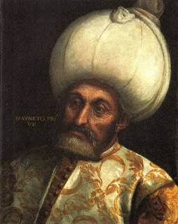 OTTOMANS EMPIRE SULTANS 1. MEHMED