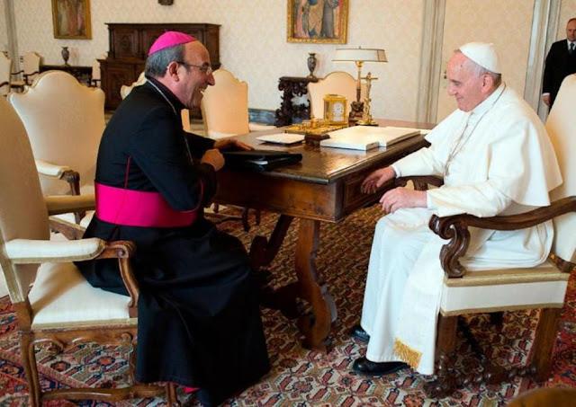 """Papa Francisco sobre Peregrinação a Fátima: """"Superou todas as expetativas"""""""