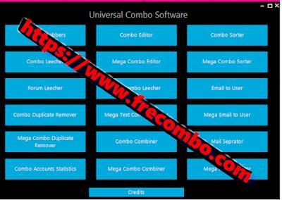 ComboList Editor HQ Tool