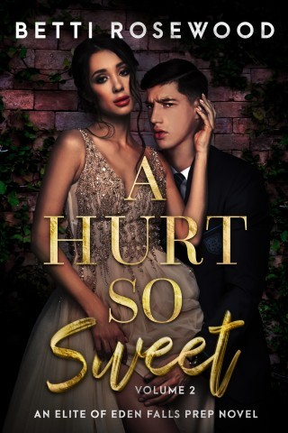 REVIEW: A HURT SO SWEET VOL.2 (Elite of Eden Falls Prep #2) BY BETTI ROSEWOOD