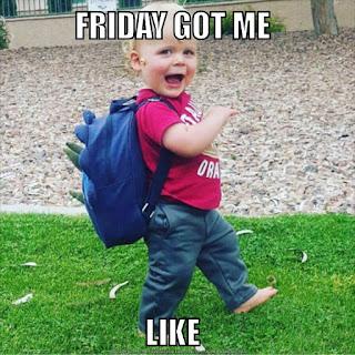 Happy Friday Memes, Tgif Meme The Office