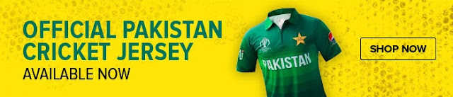 icc world cup 2019 pak team jersey