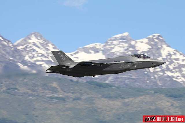 USAF F-35A Switzerland Air 2030
