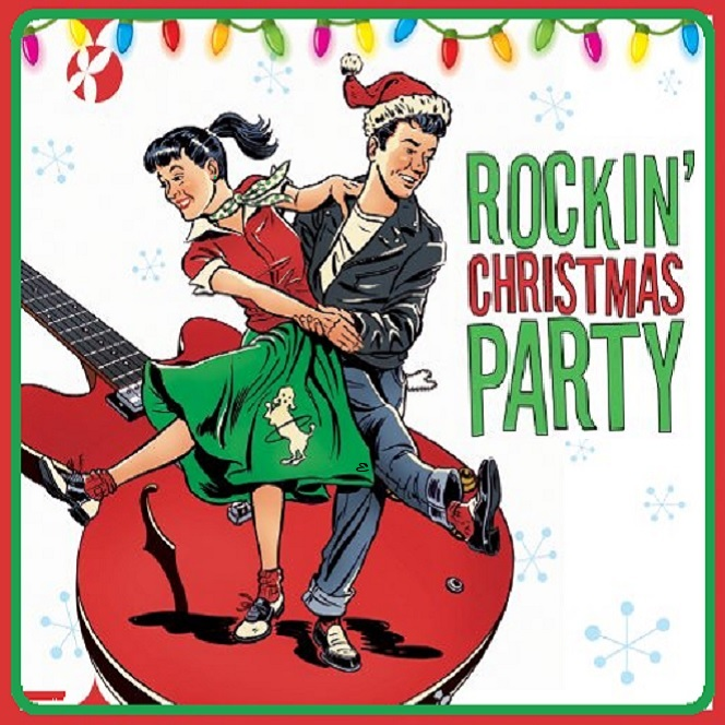 Rock N Roll Christmas Tree: Rock And Roll Revival