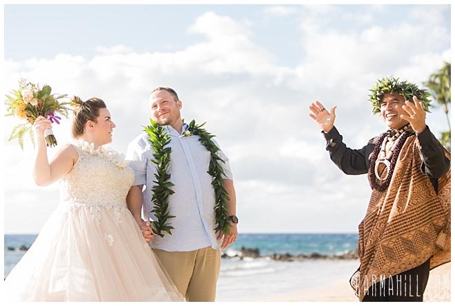 Maui Beach Elopement Coordinator