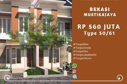 Perumahan Syariah Villa Gading Residence di Bekasi Timur
