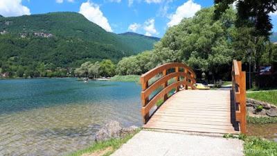 Gite in Lombardia - Lago di Endine - Bergamo - Giro ad Anello