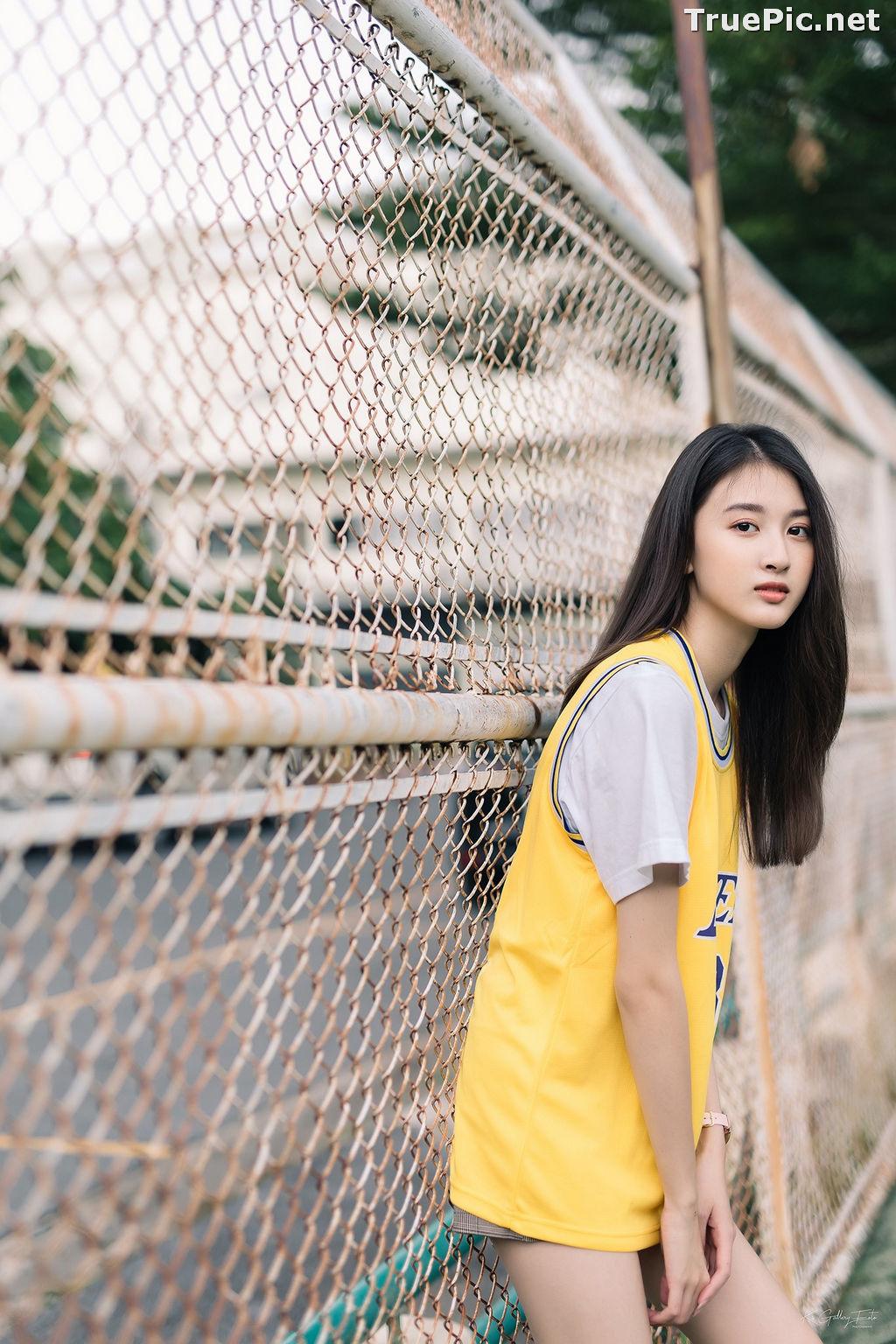 Image Thailand Beautiful Girl - View Benyapa - Long Hair Sport Girl - TruePic.net - Picture-6
