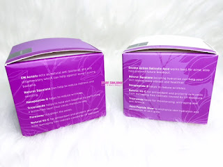 [REVIEW] SCARLETT WHITENING ACNE CREAM (DAY & NIGHT)