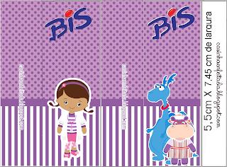 Kit Festa Doutora Brinquedos Para Imprimir Grátis