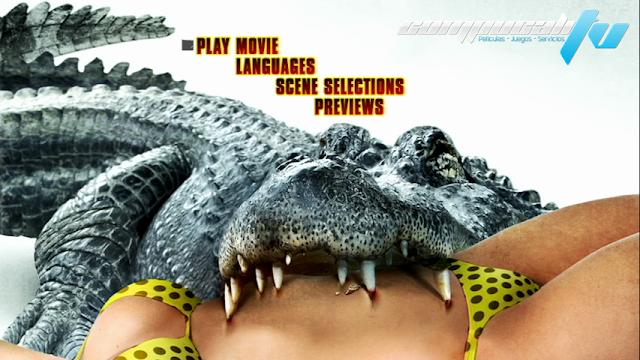El Cocodrilo 4 Capitulo Final DVDR NTSC Español Latino