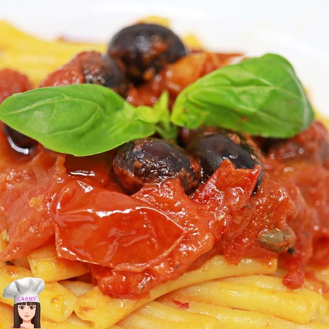 pasta-con-peperoni