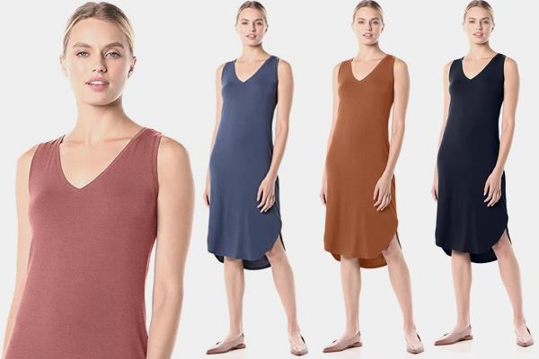 Summer 2020 Fashion Women's Daily Ritual Women's Jersey Sleeveless