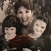 Throwback picture of Kris Jenner with her Youngest Daughters