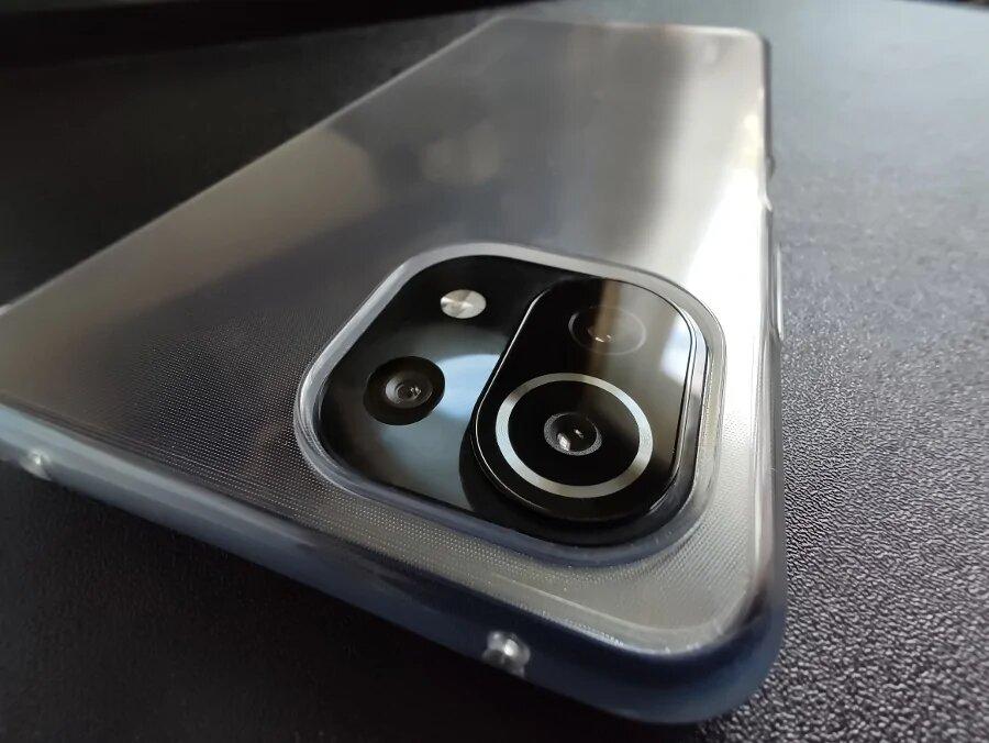 Desain Xiaomi Mi 11 Lite