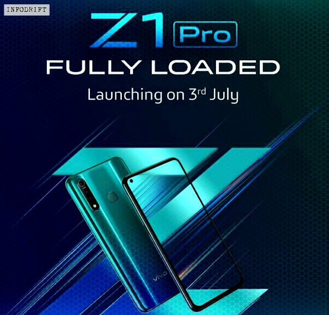 Vivo Z1 Pro: have a look on the specifications & features of the next launch of VIVO in India... [including the price]