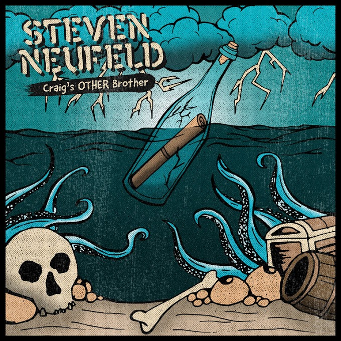 "Steven Neufeld stream new album ""Craig's OTHER Brother"""