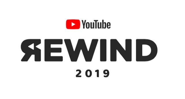 Senarai Penuh Siri Video Menerusi Youtube Rewind 2019
